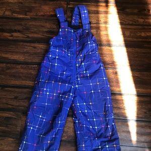 Columbia snow pants size 4T